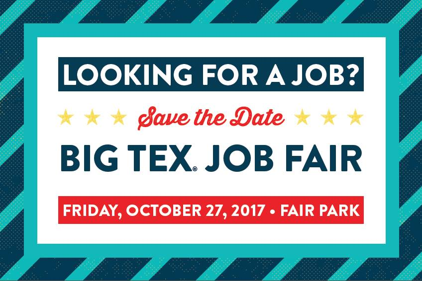 Big Tex Job Fair Attend Live Hiring Event Dallas Tx Sulekha