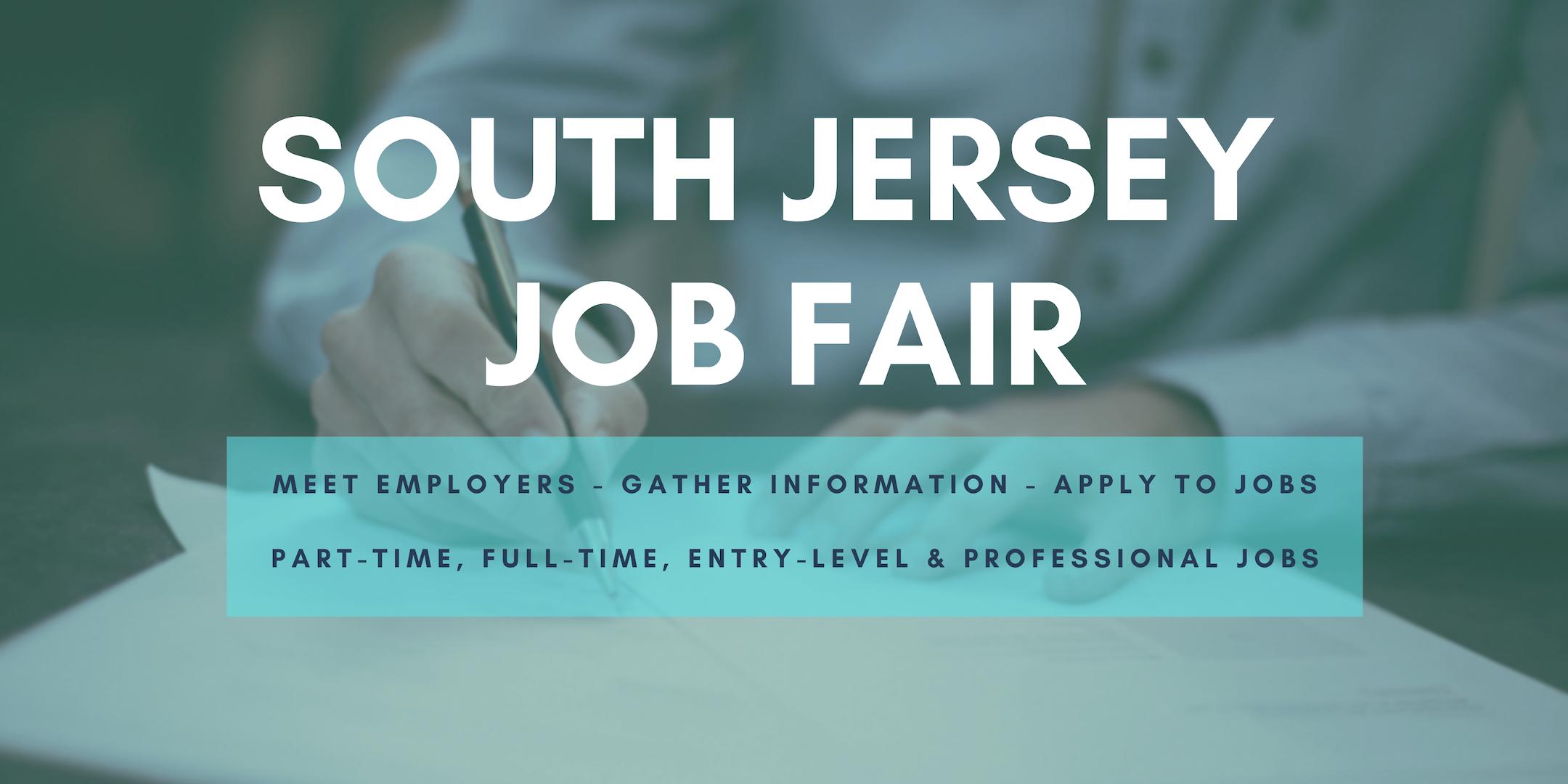 South Jersey Job Fair - Attend Live Hiring Event – Cherry Hill, NJ