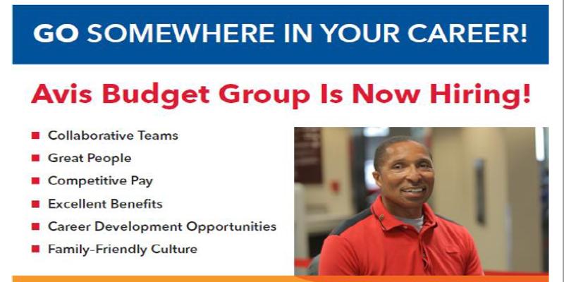 Avis Budget Job Fair - Attend Live Hiring Event – New York