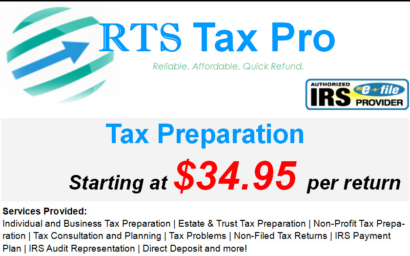 How To Start A Tax Preparation Business, The Income Tax.