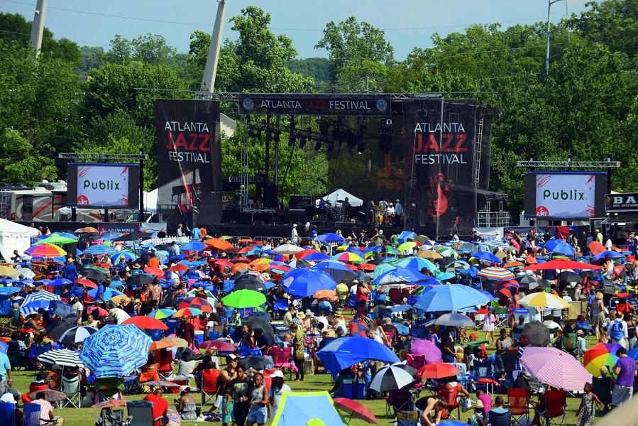 39th Annual Atlanta Jazz Festival Local Pulse Indian