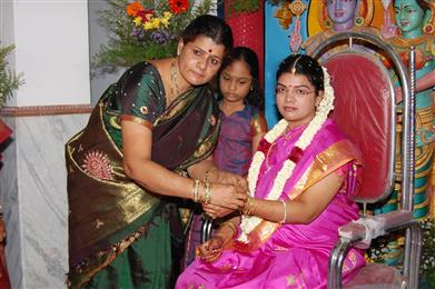 Valaikaappu The Baby Shower Of South Indian Families