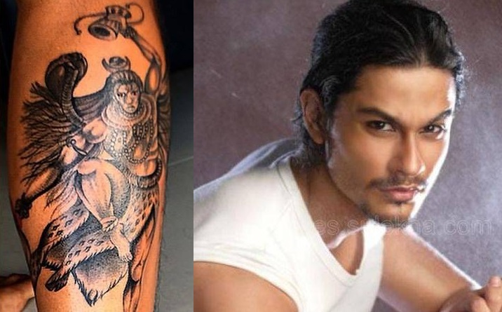 Kunal Khemu S New Shiva Tattoo Kunal Khemu Movies