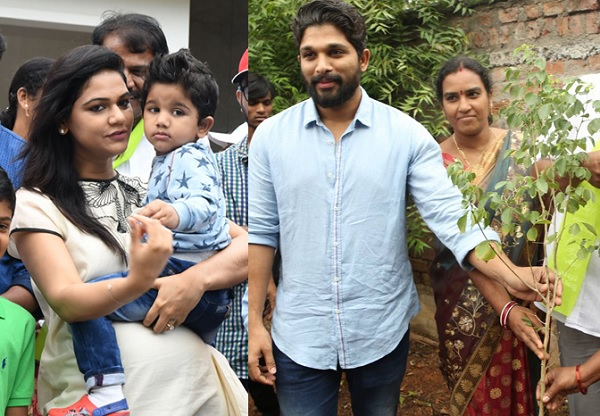 Is Allu Arjun going to be a dad again? |Allu Arjun|Movies