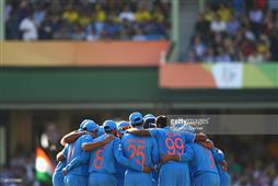 India Bows Out To Australia Yet Again Cricket 2015