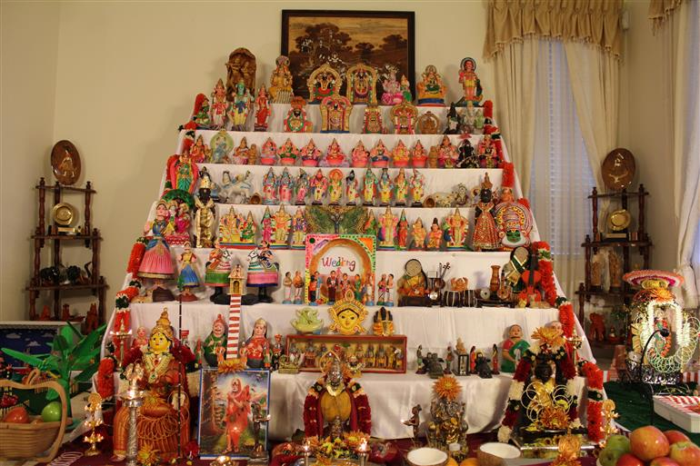 Navarathri Golu 2013 Culture Indian Events Articles