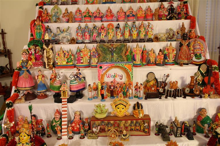 Navarathri Golu 2013 Culture Indian Events Amp Articles