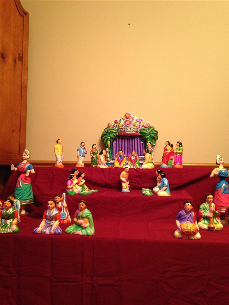 Dasara 2014 Our Bombe Mane Doll House In Kannada Culture