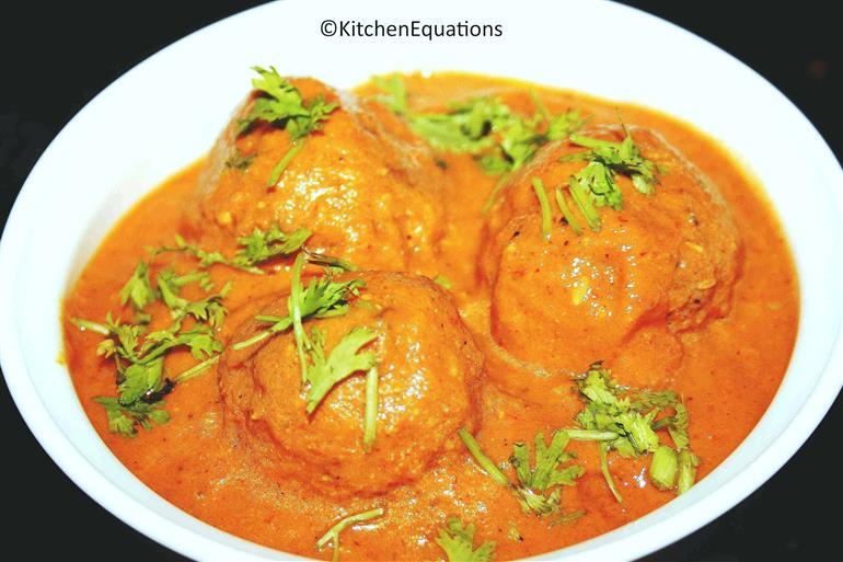 Restaurant style malai kofta curry food recipes forumfinder Choice Image