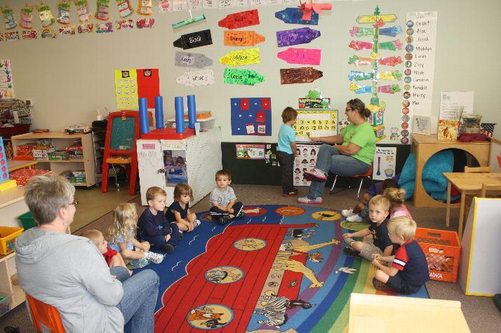 How To Set Up Your Daycare Center Care Corner