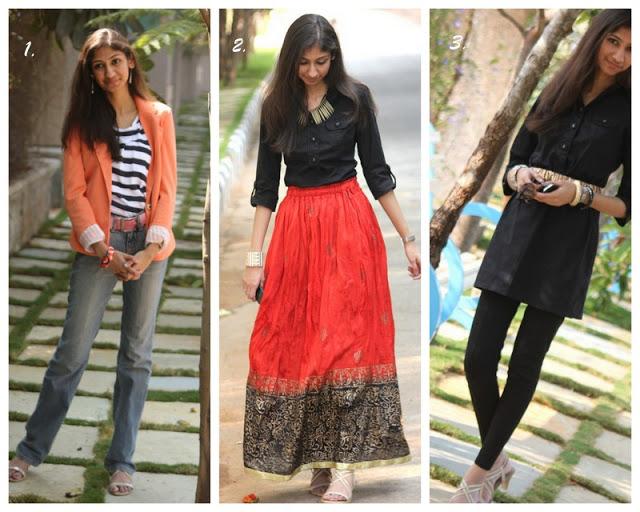 Indian Fashion Bloggers Fashion Styles