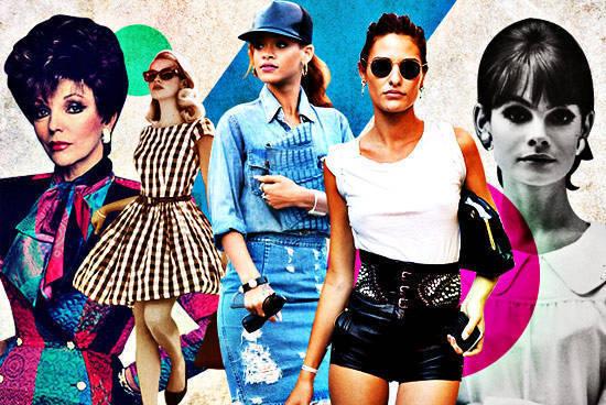 fashion repeats itself repeated fashion trends   fashion