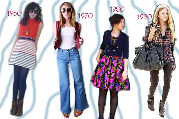 Fashion Repeats Itself Repeated Fashion Trends Fashion Styles