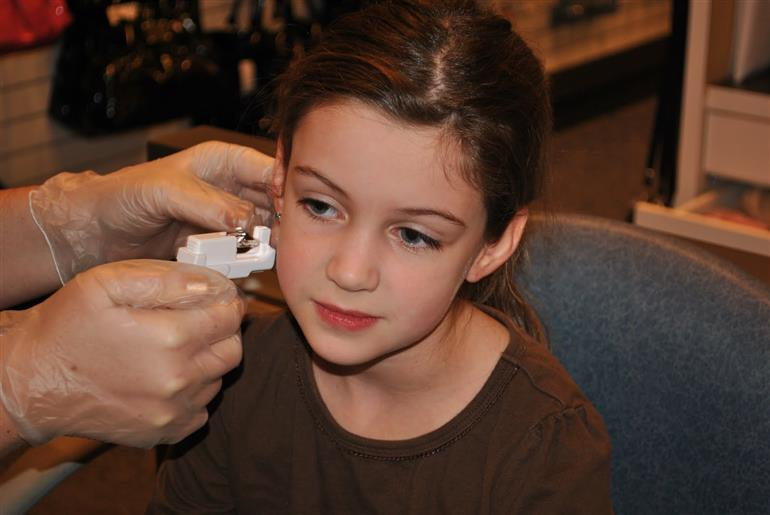 All About Kid S Ear Piercing Care Corner