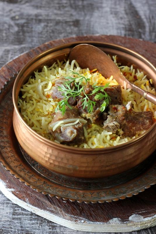 Yakhni Pulao by Easyfoodsmith - Food & Recipes