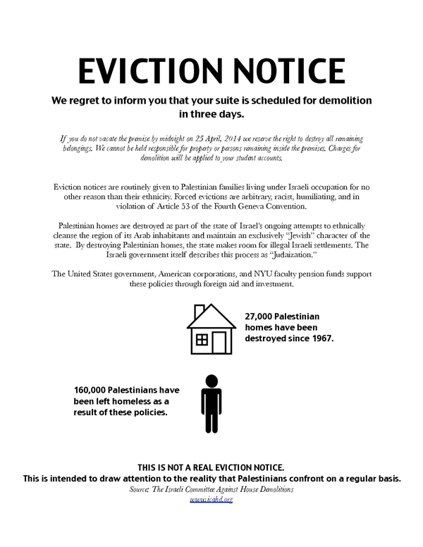 First Notice And 30 Days  How To Make A Eviction Notice