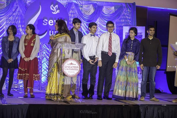 Presidential award for Volunteerism to Youths