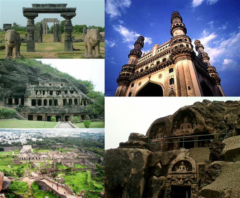 Travel Guides: Destination Andhra - Heritage Spots to visit in New York, NY