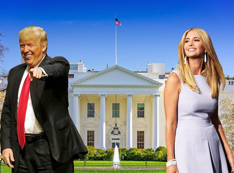 Ivanka Trump set to Join President Donald Trump at the White House - Local  Pulse - Indian Articles & News
