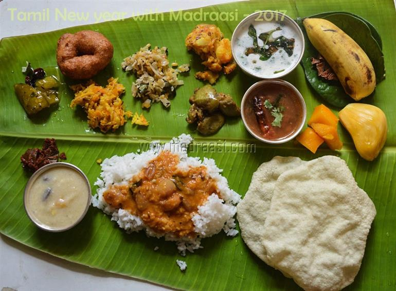 Tamil New Year 2017 / Tamil New Year Meals / Tamil New Year Lunch   Local  Pulse   Indian Articles U0026 News
